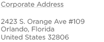 Amazing Voice Corporate Address