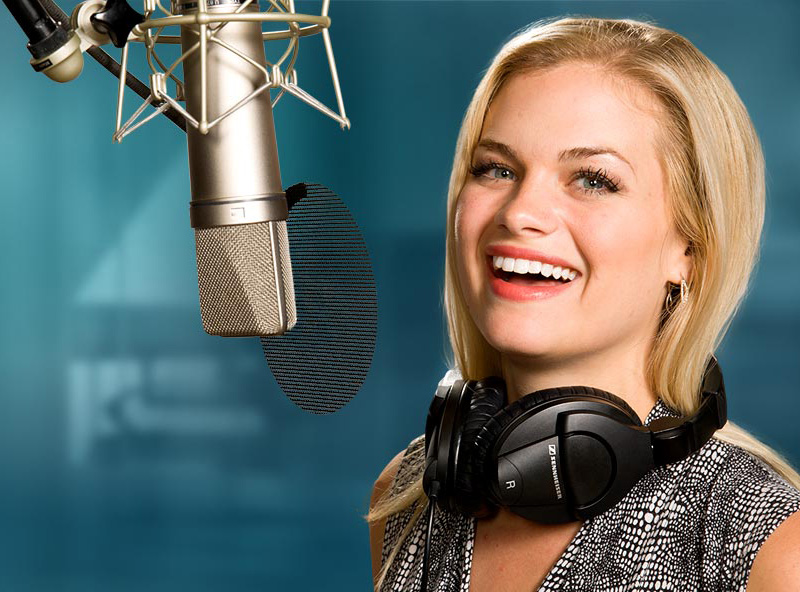 Professional Voice Over Recordings   Amazing Voice